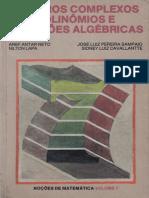 Números Complexos, Polinômios e Equações Algébricas - 1ed 1982 - Aref Antar Neto.pdf