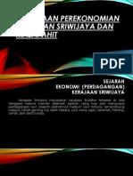 Perbedaan Perekonomian Kerajaan Sriwijaya Dan Majapahit