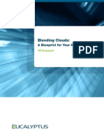 Blending Clouds Blueprint for Hybrid Future White Paper
