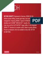 SRAM X01 DH - 7 Speed