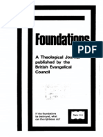 Foundations journal volume 01
