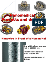 Nano Medical Products and Devices