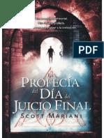 La Profecia Del Dia Del Juicio Final - Scott Marianni