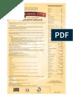 convocatoriaLicenciatura2014-