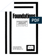 Foundations Journal volume 10