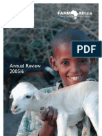 FARM-Africa Annual Review 05-06