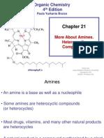 Aminas e Heterociclicos Ch21MR