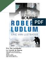 @Novela Policial-Van Lustbader, Eric (Ludlum, Robert)-La traición de Bourne