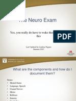 Neurologic Examination