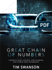 Great Chain of Numbers a Guide to Smart Contracts, Smart Property and Trustless Asset Management - Tim Swanson