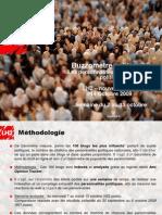Le Buzz Politique - 14 Octobre 2009