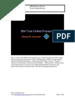 IBM Demo Tivoli Unified Process-1-Jun08