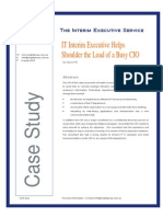 Interim Case Study