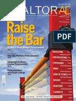REALTOR® AE Magazine, Winter 2013