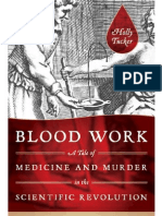 Blood Work - Holly Tucker