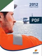 Raport Anual Petrom Grup 2012