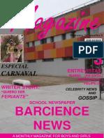 Barcience News February3