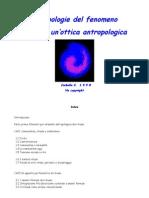 Le tipologie del fenomeno rave in un'ottica antropologica - Isabella C.