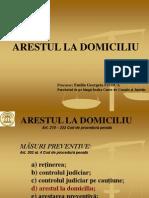 Arestul La Domiciliu II