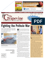 The Grapevine, March 5, 2014