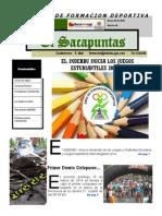 SACAPUNTAS 33 EDICION