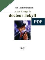 Stevenson Docteur Jekyll & Mister Hyde (Frenvh version)