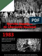 Presentación EZLN