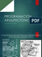 PROGRAMACIÓN ARQUITECTÓNICA taller v - copia