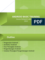 Android Basic Training