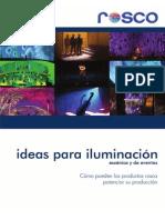 Ideas Iluminacion Escenica