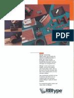rib type brochure