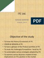 ITC history