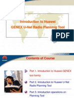 GENEX U-Net Functions and Application