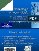 Epidemiología Oral Historia