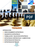 Marketing Estratégico 2009