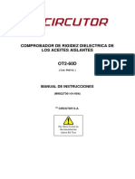 Rigidez Aceites M98227301 01 09A