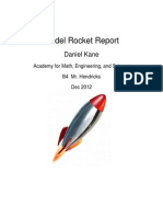 final physics rocket report