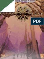 AD&D - Planescape - Epitome de Campaña