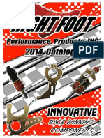 2014 Right Foot Performance Products Catalog