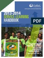 gcs service learning handbook