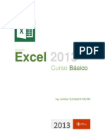 Excel Basic I - 2013