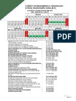 JUET-AcademicCalendarES2014