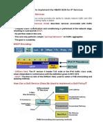 QoS Laboratory Guide