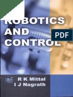 Robotics by Rk Mittal