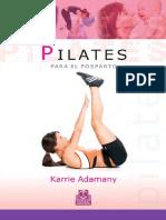 Karrie Adamany - Pilates Para El Posparto