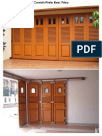 Contoh Pintu Besi Wina