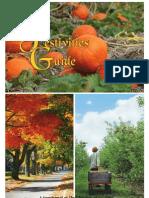 fall festivities guide 2009