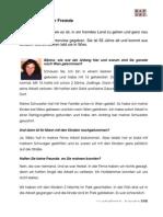 Interview Bilijana - Der Anfang in Der Fremde