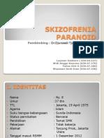 skizofren paranoid