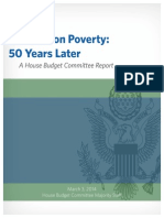 War on Poverty 50